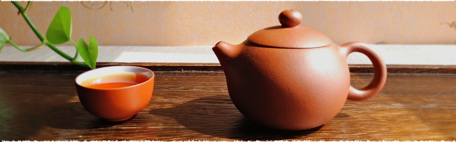 Yixing Teapot Brew Tea