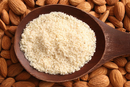 Almond meal as a paleo flour alternative