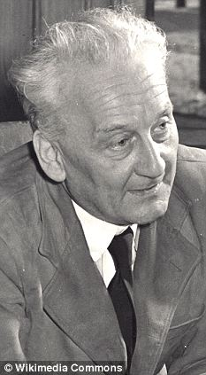 Groundbreaking: Albert Szent-Györgyi was given the Nobel Prize for his work on vitamin C