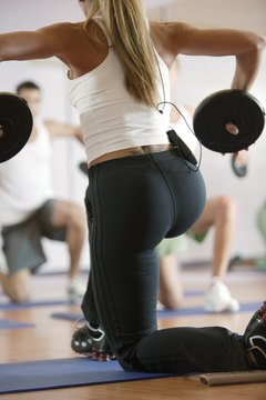 Slim your buttocks with three key exercises.