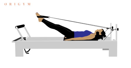become a pilates instructor: pilates reformer