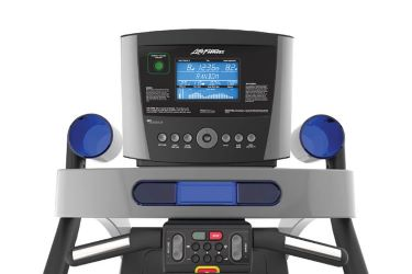 T5 Treadmill by Life Fitness console