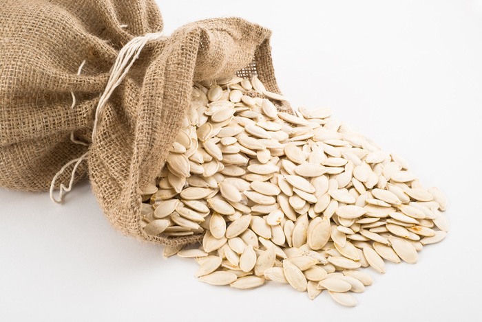 pumpkin seeds can be
