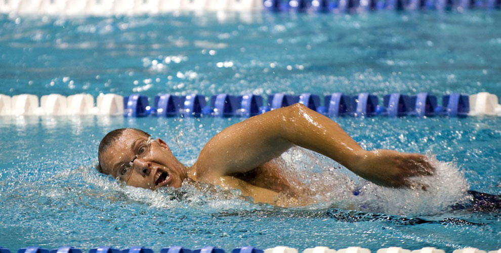 Sport and Fitness Activities - Swimming