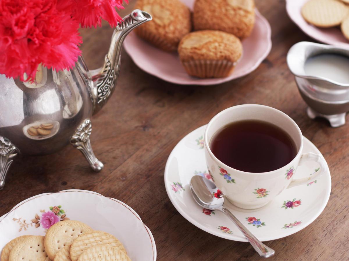 вреден ли чай после еды
