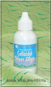 Коллоидальное серебро нутрицевтик Виталайн